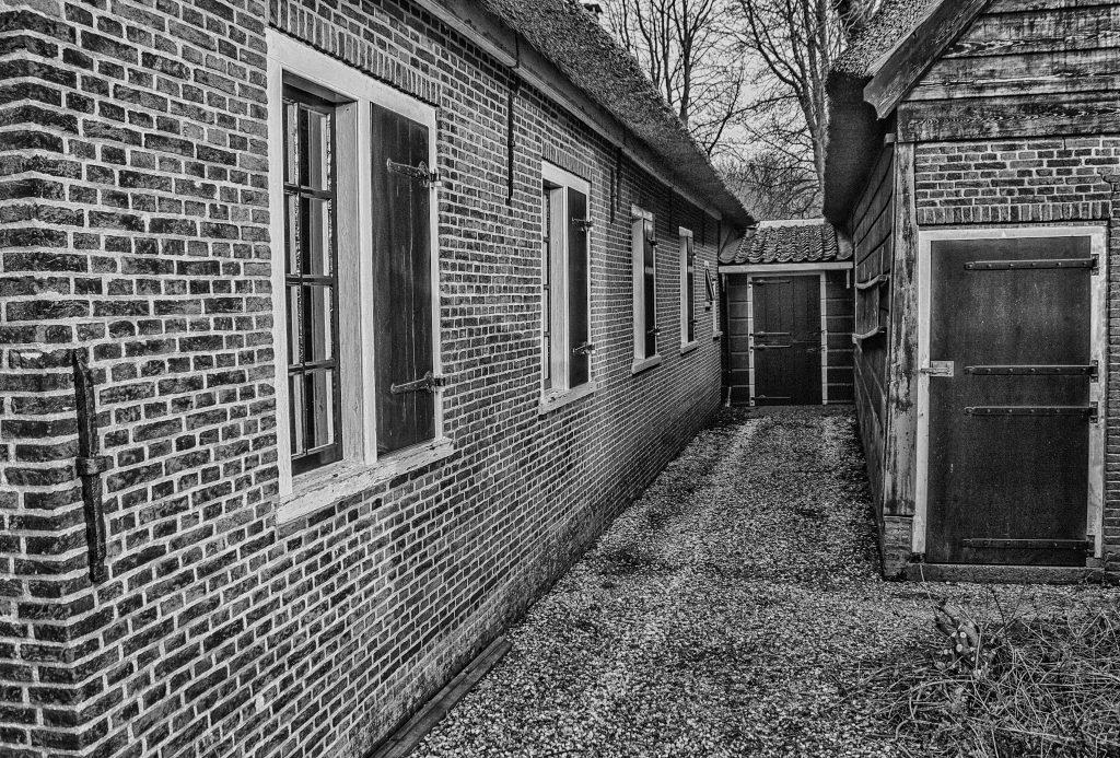 Historische Tuin Aalsmeer, doorkijkje